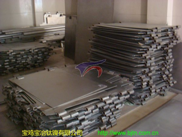 Titanium Anode Plate(Made for Houma Smelting Plant)